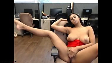 Indian office masturbation