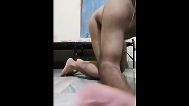 Indian Sissy Piglet Sara Oinking Cleaning Niqabis Room With Her Tongue