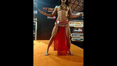 Indian Muscle Girl