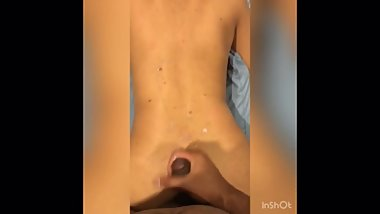 Indian Girl Gets Cumshot