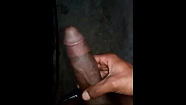 Indian guy Masturbation on cam