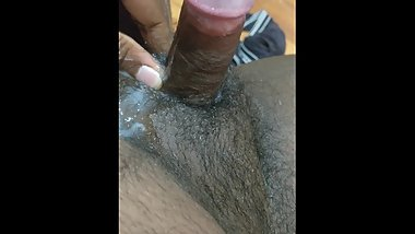 Cumshot after jerking off to Indian porn