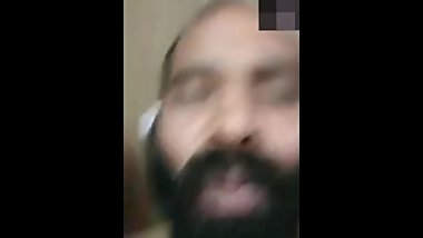 Indian big beard very horny​2
