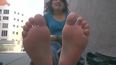 smelly indian soles out of flats