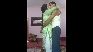 Indian brother and stepsister fucking